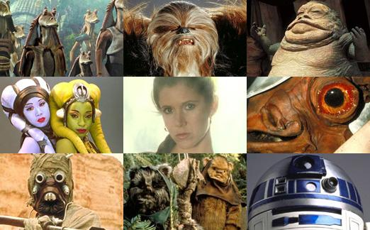 what star wars race are you